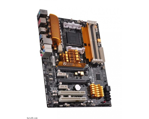 ECS A970M-A DELUXE AMD RAID Linux