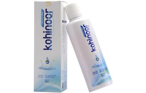 Nước súc miệng Kohinoor