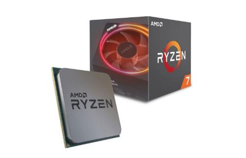 CPU AMD Ryzen 7 2700X 3.7Ghz