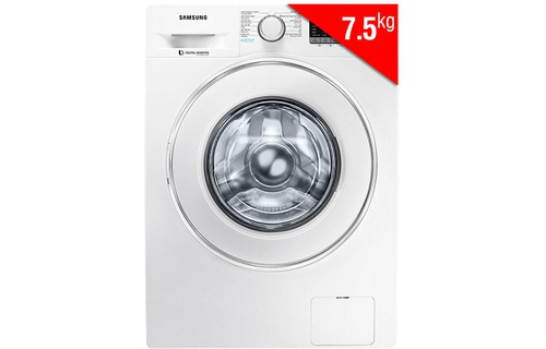 Máy Giặt Cửa Trước Inverter Samsung WW75J42G0IW/SV 7.5kg