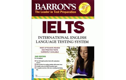 Barron's IELTS International English