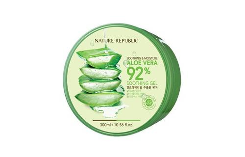 Gel dưỡng Nature Republic Aloe Vera 92% Soothing Gel 300ml