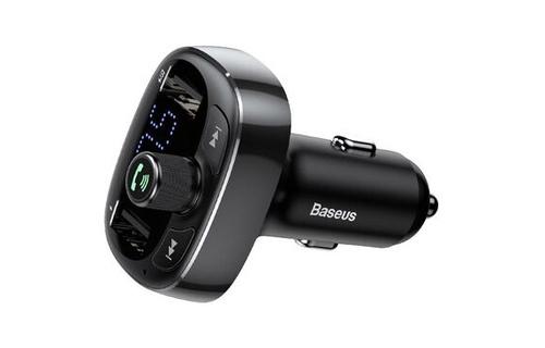 Tẩu nghe nhạc trên ô tô nhãn hiệu Baseus CCALL-TM01