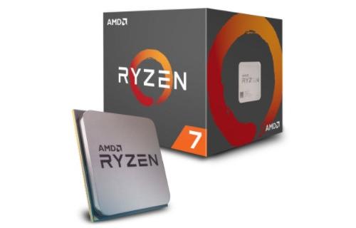 CPU AMD Ryzen 7 1700 3.0 GHz