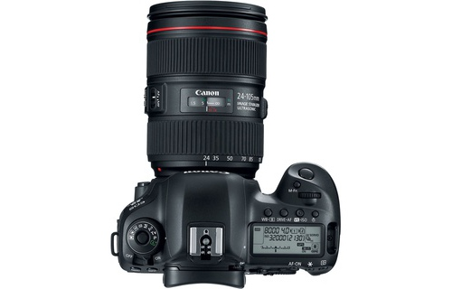 Máy ảnh Canon EOS 5D Mark IV kit 24-105mm