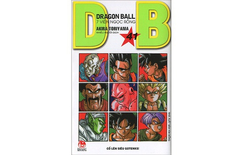 Dragon Ball - 7 Viên Ngọc Rồng (Tập 41-42)