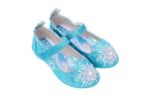Giày Búp Bê Bé Gái Biti's Nữ Hoàng Băng Giá DBB005211, Giá tháng 9