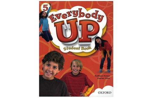Everybody Up 5 - Student Book