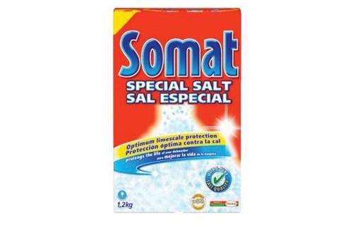 Muối rửa chén Somat