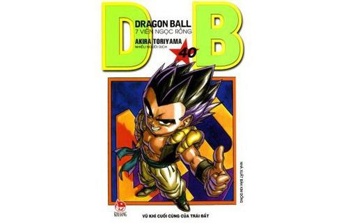 Dragon Ball - 7 Viên Ngọc Rồng (Tập 36-40)