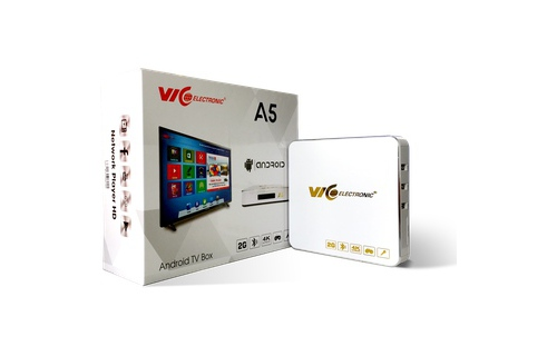 Android TV Box VIC A5