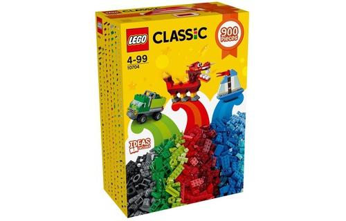 Bộ Lắp Ghép LEGO CLASSIC Sáng Tạo 10704 (900 Mảnh Ghép)