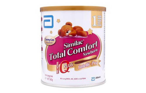Sữa Similac Total Comfort 1 360g