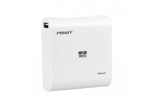 Pin sạc dự phòng Pisen Easy Power II 7500mAh