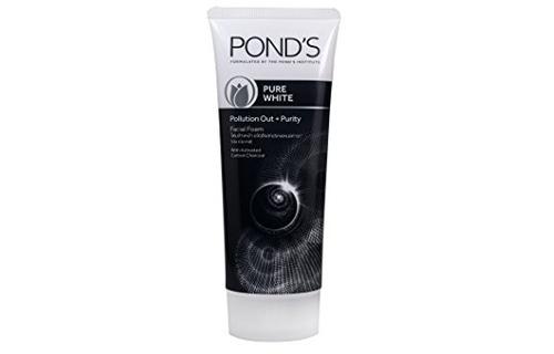 Sữa rửa mặt trắng da tinh khiết Pond's Pure White Facial Foam 100g