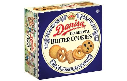 Bánh quy hỗn hợp Danisa hộp 200g