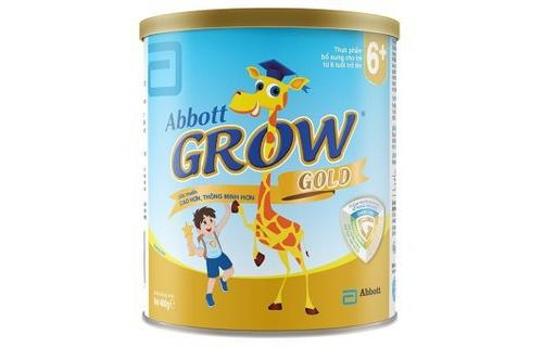 Sữa bột Abbott Grow School G-Power 6+ - hộp 400g (dành cho trẻ từ 6 - 10 tuổi)