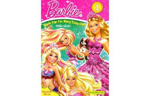 Barbie - Tuyển Tập Các Nàng Công Chúa (Tập 1)