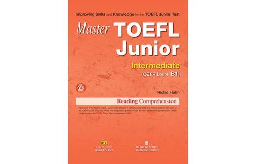 Master Toefl Junior Intermediate (CEFR Level B1) - Reading Comprehension