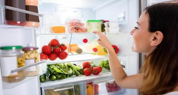 Kinh nghiệm giữ tủ lạnh luôn sạch và thơm mát