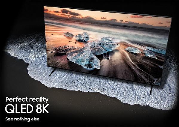 Ông lớn Samsung sẽ trình làng model tivi QLED 8K đầu tiên tại IFA 2018