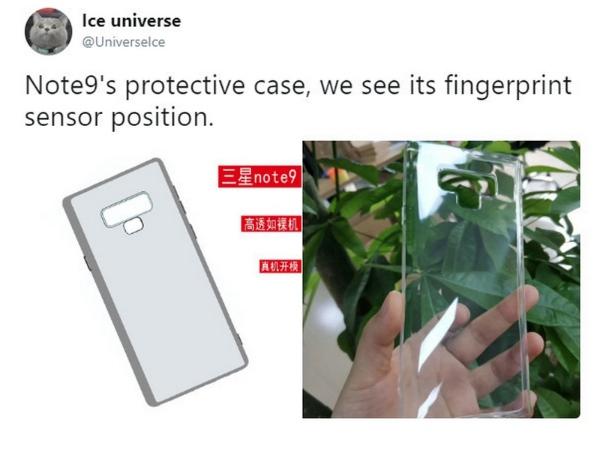 Những thay đổi mới và ngày ra mắt của chiếc Galaxy Note 9