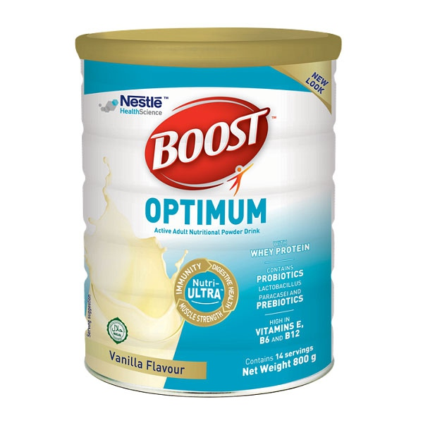 Top 10 sản phẩm sữa dành cho người già tốt nhất hiện nay