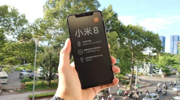 Sơ lược chiếc điện thoại di động Xiaomi Mi 8 vừa có mặt tại Việt Nam