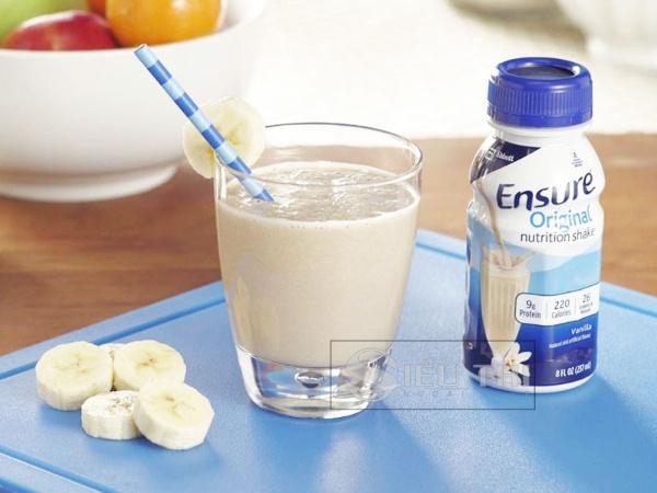 Vì sao sữa Ensure được nhiều người lựa chọn?