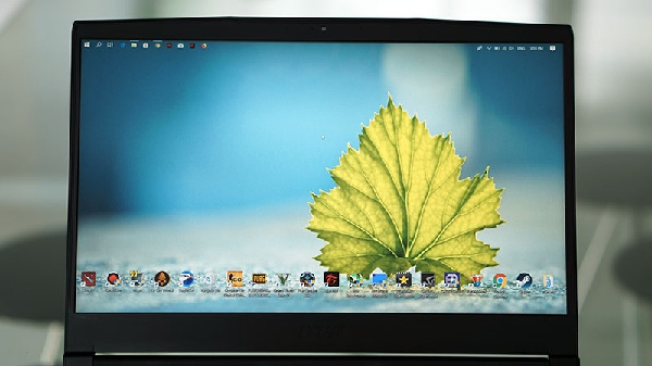 Laptop gaming với thiết kế mỏng nhẹ và giá thành vừa ví tiền: MSI GF63 8RD