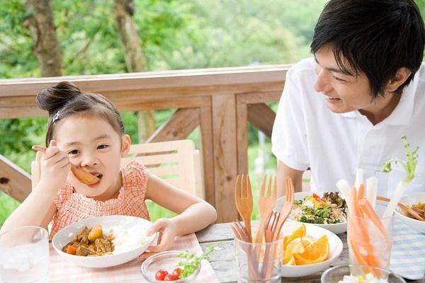 Dinh dưỡng cho trẻ còi xương