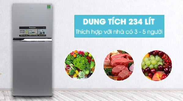 5 mẫu tủ lạnh đến từ thương hiệu Panasonic được ưa chuộng nhất tháng qua