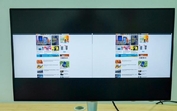Trải nghiệm nhanh màn hình máy tính Asus chuyên dụng cho thiết kế