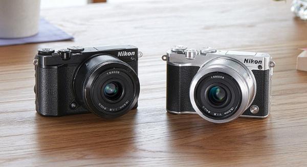 Nikon 1 J5 chiếc máy ảnh hoài cổ dành cho người mới bắt đầu