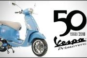 """Vespa Primevera vừa chính thức trình làng phiên bản """"special edition"""" tại thị trường Việt Nam"""