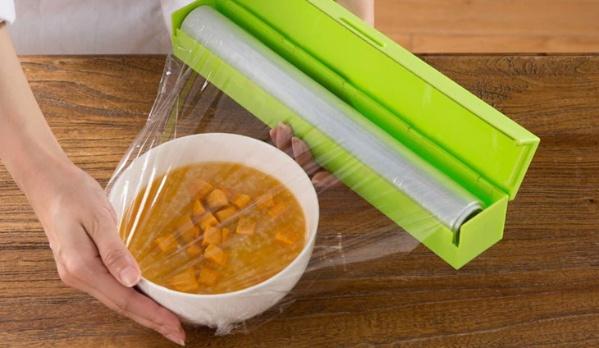 Hướng dẫn cách sử dụng màng bọc thực phẩm an toàn và hiệu quả