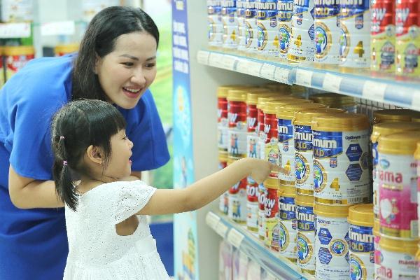 Top 14 loại sữa bột cho bé được tin dùng và bán chạy nhất