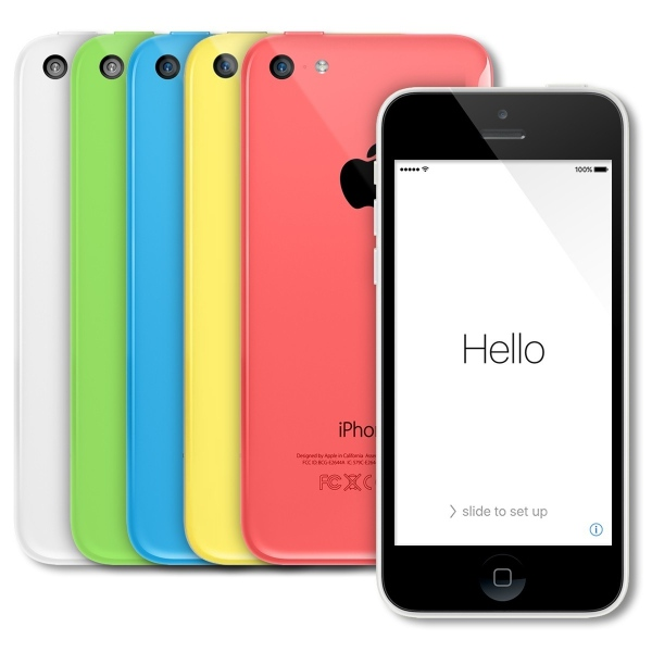 Apple cho ra mắt mẫu iPhone mới với nhiều màu và nhiều phiên bản?