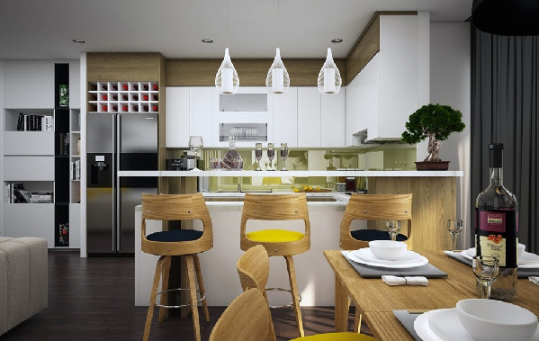 Lời khuyên mua sắm đơn giản để không gian bếp nhà bạn thêm cao cấp và hiện đại