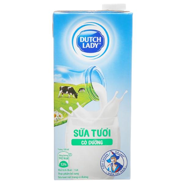 Top 10 thương hiệu sữa tươi tốt nhất hiện nay