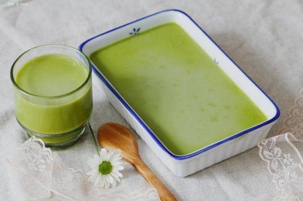 Làm bánh Flan trà xanh đơn giản thơm ngon tại nhà