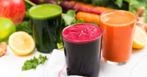 Lý do sinh tố tốt với sức khỏe