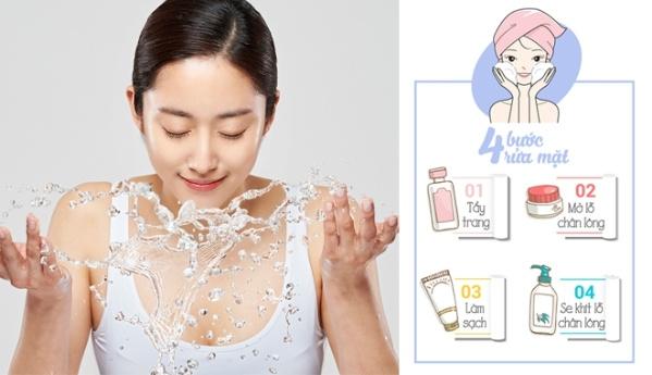 Những loại sữa rửa mặt dành cho da khô bạn nên đầu tư